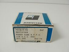 Reliance Electric 701819-9X rectifier power cube 115 vac new