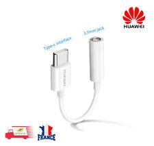 HUAWEI USB Type C à 3.5 mm AUX Jack Casque Adaptateur P30 20 Pro MATE 10 20 RS X
