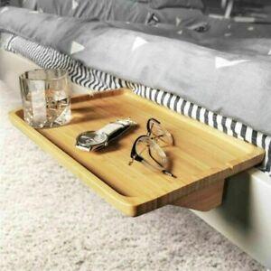 Beebo Beabo EU Bedside Shelf for Bunk Bed loft, Bamboo Bedside Caddy Shelf PHOTO