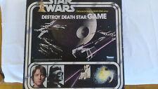 STAR WARS DESTROY DEATH STAR Vintage Board Game Kenner Complete