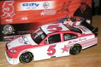 Dale Earnhardt Jr 2008 #5 All Star Racing/ City Test Car Action 1:24