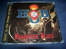 Livin' in the House of Blues: Roadhouse Blues - V/A 1997 NRMT CD Koko Taylor