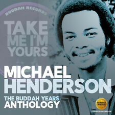 Michael Henderson : Take Me I'm Yours: The Buddah Years Anthology CD (2018)