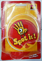 SPOT IT A DOBBLE GAME PARTY GAME FOR 2 TO 8 PLAYERS 7 TO ADULT 55 CARDS + RULES