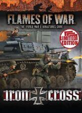Flames of War - German: Iron Cross Unit Cards FW247U