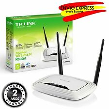 TP-LINK - TL-WR841N - Router inalámbrico 300 Mbps, WiFi, 4-Ethernet