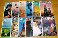 12x Merian 1993 komplett 46. Jahrgang Hefte 1-12 Zeitschrift Reise Europa Welt
