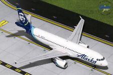 GEMINI JETS ALASKA AIRLINES A320-200 1:200 G2ASA737 IN STOCK