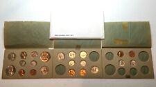 1955 U.S. Double Mint Set.