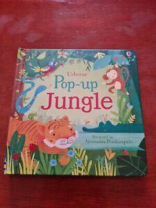 Childrens pop up book: Jungle