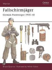 Warrior: Fallschirmjäger : German Paratrooper 1935-45 38 by Stuart Quarrie and …