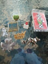Lot Of Collectable Pins