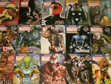 Eaglemoss Marvel Universe Classic Figurine Collection (Lead): Avengers, X-Men,