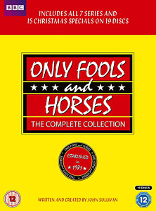Only Fools Horses Complete Collection Dvd 2017 New Uk