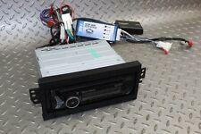 97-04 C5 Aftermarket SONY Radio Audio Player Tuner Single DIN Bezel Wiring