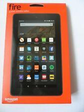 "Amazon Fire Tablet, 7"" Display, Wi-Fi, 8 GB, Black"