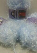 Light Blue Yarn Phentex Fashion Ten 50g 1.75oz Nylon Fashion Toys Pillows Decor
