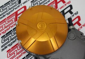 Ducati Gold Engine Clutch Cover Multistrada 620 1100 ST
