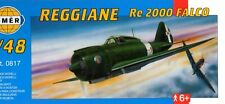 REGGIANE Re 2000 FALCO (REGIA AERONAUTICA/ITALIAN & SWEDISH AF MKGS) 1/48 SMER