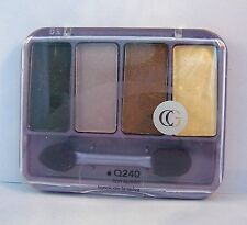 CoverGirl Queen Collection Powder Eye Shadow Quad - Lion Queen 240