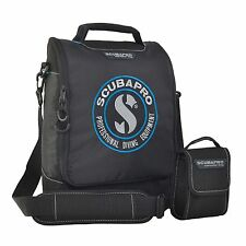 SCUBAPRO Regulator Bag respiratorie REGOLATORE Borsa Con Borsa Computer