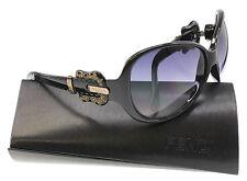 NEW Fendi Sunglasses FS 382R Black 001