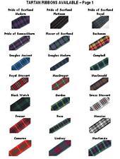 Personnalisé Livre 23 tartans plus Pride of Scotland Rangers Celtic Hibs