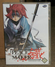 Peacemaker Volume 1 Innocence Lost DVD New