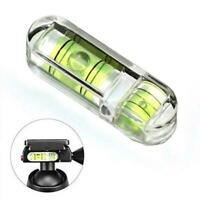 Mini T-type Bubble Spirit Level Acrylic Measuring Level Adjustment 30*9*7mm I9Z6