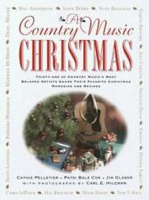 A COUNTRY MUSIC CHRISTMAS 31 ARTISTS SHARE MEMORIES & RECIPES W/GARTH BROOKS+ VG