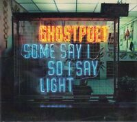 Ghostpoet Some Say I So I Say Light CD Limited Edition Digipak Electronic