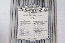 Alfred piccaver Cavallina Arias Everest/scala 828 lp57