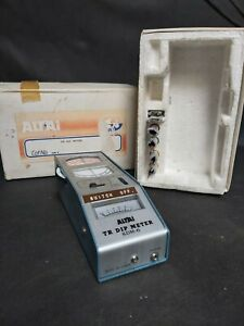 Altai TR Dip meter, Includes 6 original coils working.
