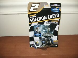 Sheldon Creed #2 Chevy.com Gander Outdoors Champion 2021 1:64 Lionel Wave 4