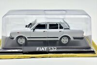 Model Car Fiat 132 Scale 1/43 diecast vehicles road vintage collection