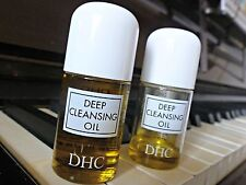 2 x DHC DEEP CLEANSING OIL FACIAL CLEANSER 30ml BRAND NEW