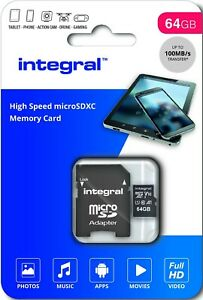 64GB Micro SD Card  Memory  For SAMSUNG GALAXY S20 FE 5G  Mobile (Full HD Video)