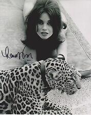 Lana Wood Signed Photo - James Bond Babe - Diamonds are Forever - RARE!!! - G68