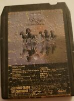 Bob Seger And Silver Bullet Band 8 Track Tape Against The Wind Tested