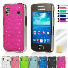 Handy-Taschen & -Schutzhüllen aus Kunststoff mit Strass für das Samsung Galaxy S