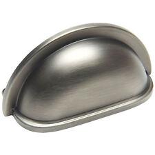 Cosmas Cabinet Hardware Antique Silver Cup Handles Pulls #4310AS
