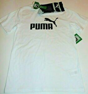 ~NWT Boys PUMA Short Sleeve Shirt & Socks! Size Large 14-16 Nice!