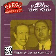 Angel d'Agostino, An - Tangos de Los Angeles 2 [New CD]