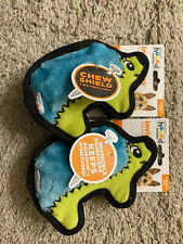 OUTWARD HOUND Invincibles- Hedgehog/No stuffing/Small/Chew Shield Technology
