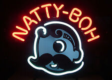 "New Natty Boh National Bohemian Beer Neon Sign Beer Bar Pub Gift Light 20""x16"""