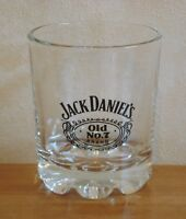 Jack Daniel's Old No 7 Brand Whisky Glass Pub Home Bar Whiskey