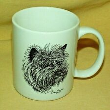 Westie Mug Cindy Farmer 1991 Rosalinde Usa Dog Coffee Tea Cup Cairn Terrier*