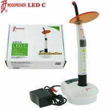 Woodpecker Ledc Dental Wireless Led Curing Light 5 Sec Cure 1200mwcm Original