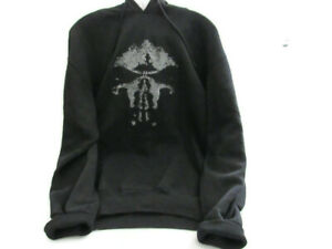 Hoodie Sweatshirt Marvel Comics Punisher Skull Logo L 2004