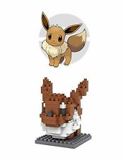 EEVEE Nano Block Pokemon Diamond Mini Building Blocks Toys Pocket Monster